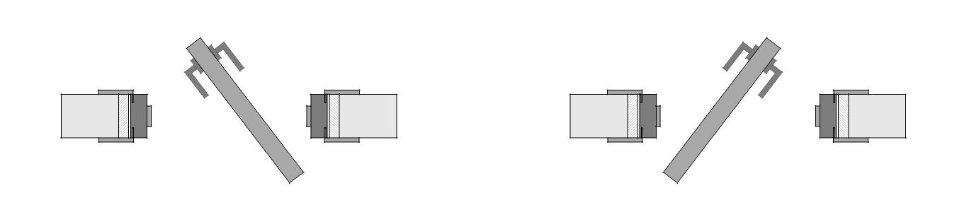 Sistema Rototraslante Per Porte.Rototraslante Sistema D Apertura Villare